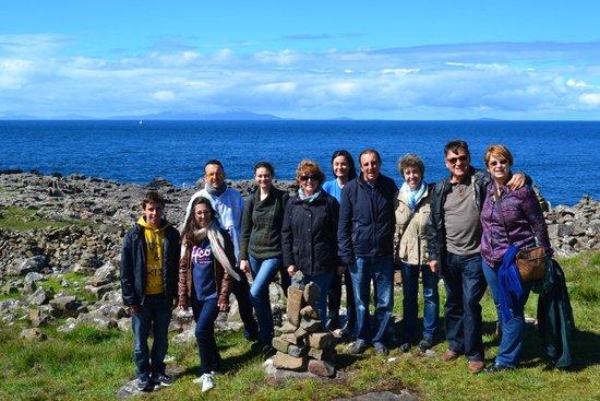 Viajar Por Escocia Tours en Español: Isla de Skye