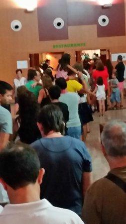 Alcazaba Mar Hotel: será por colas