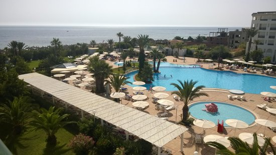 El Mouradi Palm Marina : rooom view