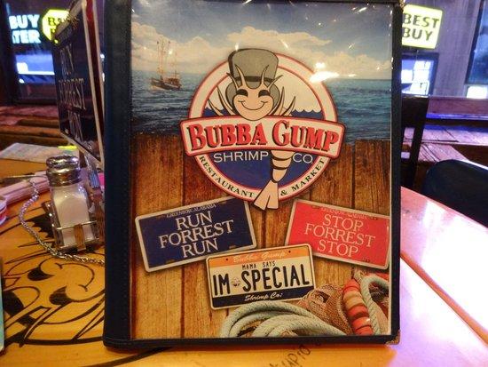 Bubba Gump Shrimp Co. : Интерьер и антураж