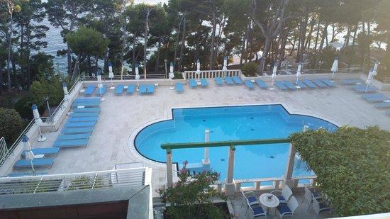 Bluesun Berulia Hotel : View from room 424
