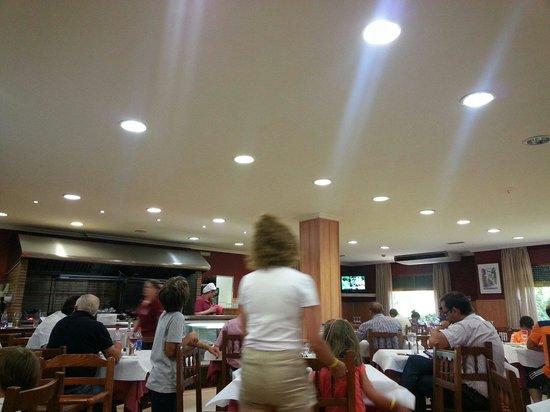 Hotel Restaurant Cruce de Las Herrerias