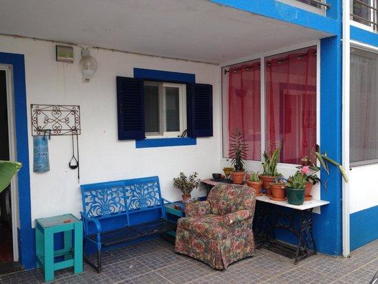 Quinta dos Bravos: Shared Terrace