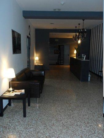 Quart Youth Hostel: parties communes