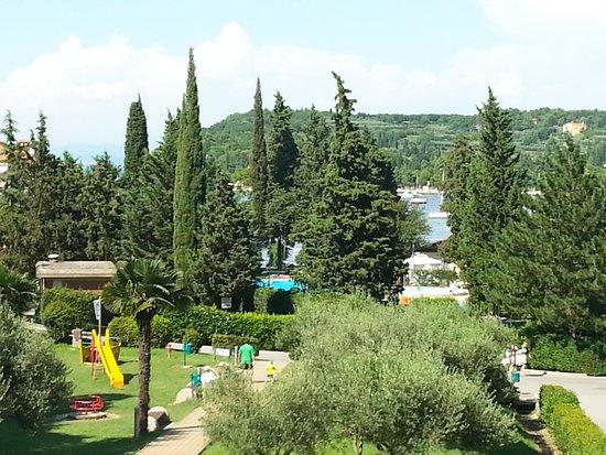 Salinera Bioenergy Resort: Blick vom Balkon