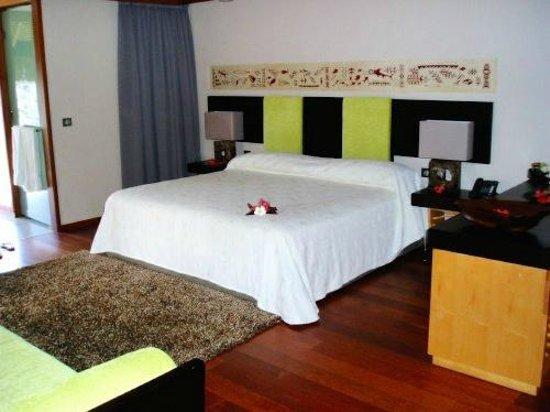 Hotel Kia Ora Resort & Spa : Chambre