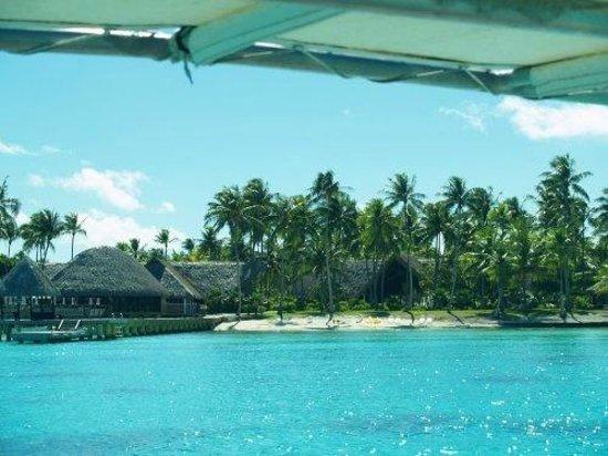 Hotel Kia Ora Resort & Spa : Plage de l'hôtel