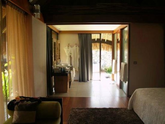 Hotel Kia Ora Resort & Spa : Salle de bain