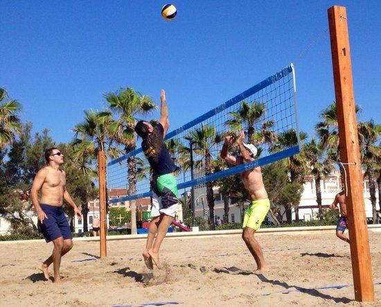 BeachBol Valencia