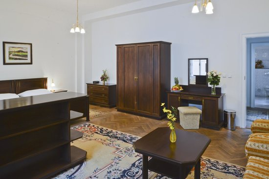 EA  Esplanade Apartments: Dvoulůžkový pokoj