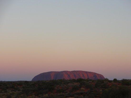Sounds of Silence Experience: Sunset Uluru