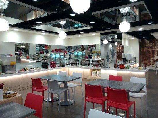 CU Hotel Taipei Branch: CU的餐厅