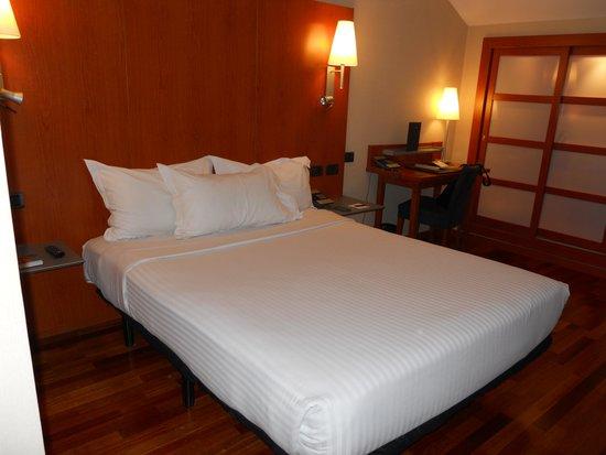 AC Hotel Palencia: Habitación doble