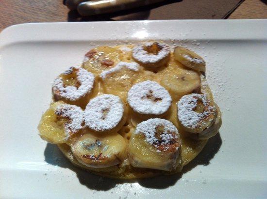 Julie's House: Banana pancakes