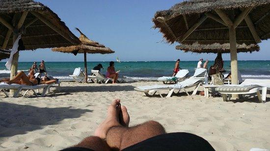 Hasdrubal Thalassa & Spa Djerba: jolie plage!