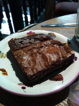 Julie's House: Brownie
