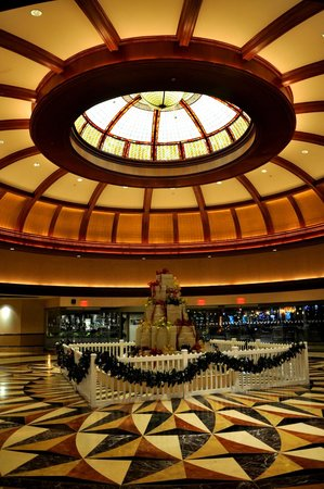 Harrah's Resort Atlantic City: Harras Hall