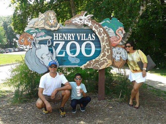 Henry Vilas Zoo: Muito bacana