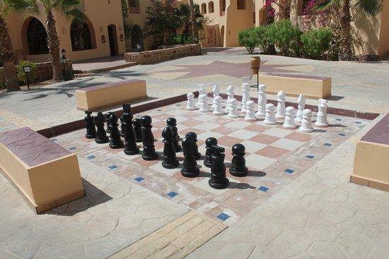 Steigenberger Coraya Beach : Anyone for Chess