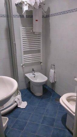 Best Sistine B&B : Badeværelset