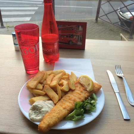 fish and chips lille restaurant avis num ro de t l phone photos tripadvisor. Black Bedroom Furniture Sets. Home Design Ideas