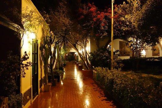 Hotel Majoro: Blick auf die Hacienda