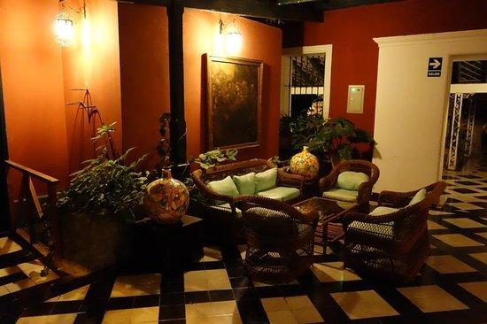 Hotel Majoro: Blick auf die Hacienda 2