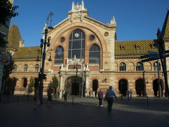 Central Market Hall: Mercado Central