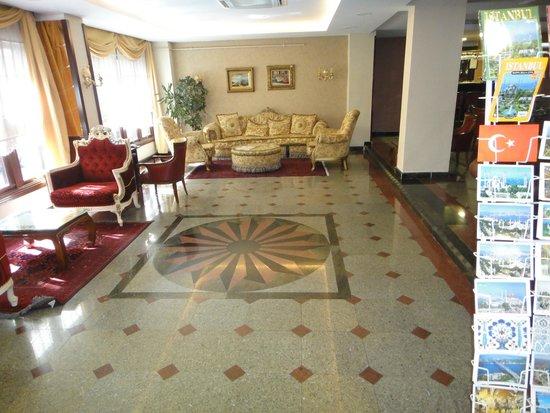 Hotel Sapphire Стамбул