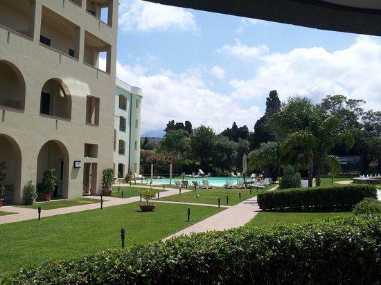 Grand Hotel Terme Parco Augusto: La hall