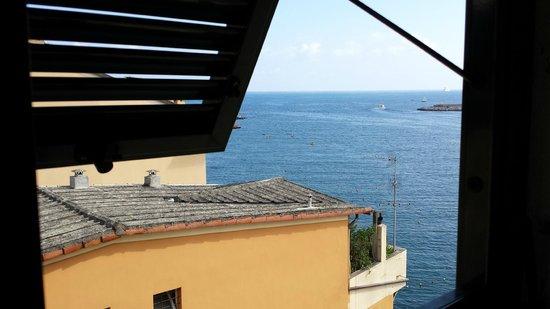 Italia e Lido Hotel: vista camera 4 piano