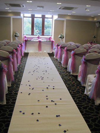 Gomersal Park Hotel: Oakwell Suite