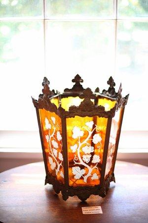 Poplar Grove Plantation: Lantern Designed by Foy Slaves