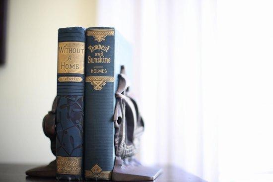 Poplar Grove Plantation: Robert Lee Foy, Sr., avid reader