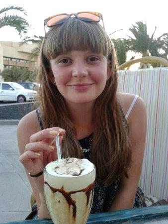 Delicious Milkshake at Bar Vali