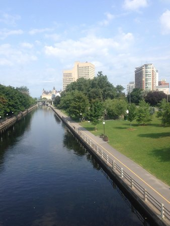 ByWard Market: Within walking distance of the Rideau Canal