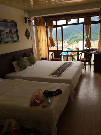 Sapa Queen Palace Hotel: 502 room