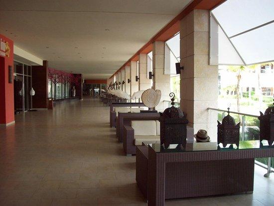 Barcelo Bavaro Palace : Corredores del hotel