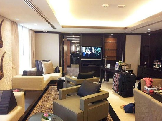 Banyan Tree Bangkok: suite