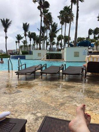 Caribe Hilton San Juan: pool