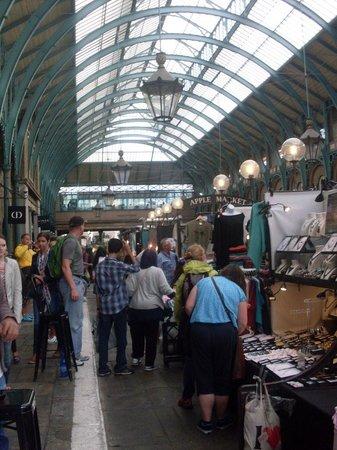 Covent Garden : foto interior