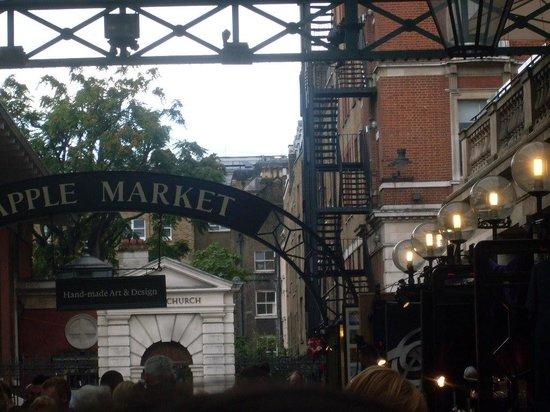 Covent Garden : foto do interior