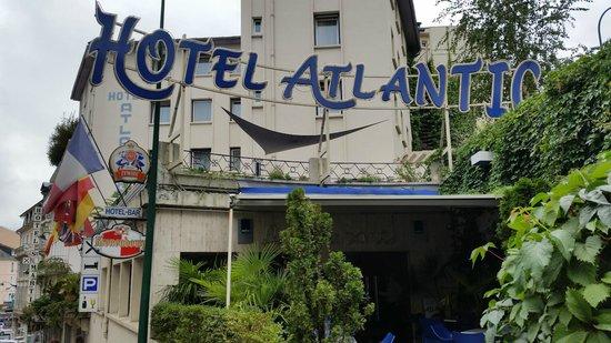 Hôtel Atlantic : esterni