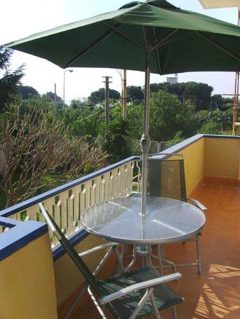 A Casa di Marco: balconcino privato