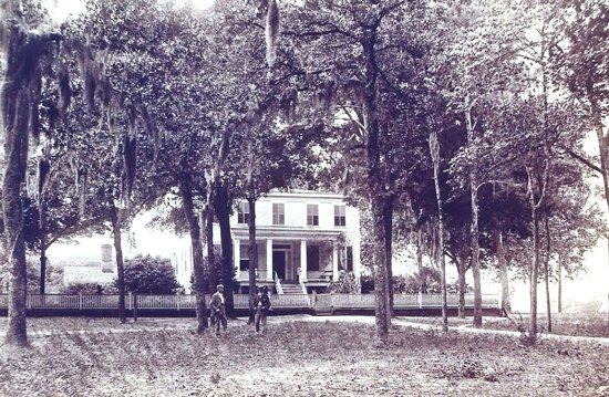 Poplar Grove Plantation: Poplar Grove circa 1919