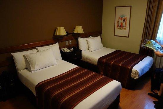 Casa Andina Standard Arequipa: Blick ins Zimmer