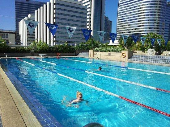 Trinity Silom Hotel: amazing pool