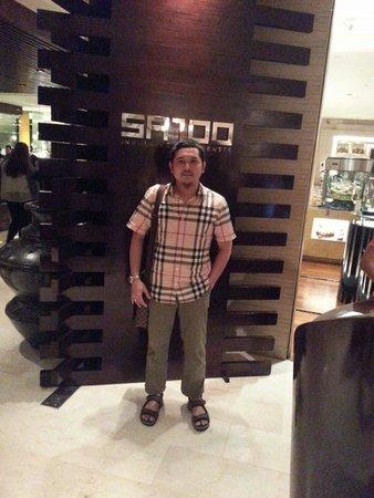 Shangri-La Hotel Jakarta: Satoo Restaurant...