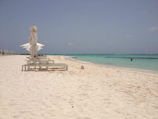 The Westin Puntacana Resort & Club: Westin beach is beautiful