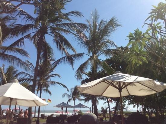 The Royal Beach Seminyak Bali - MGallery Collection : beach view
